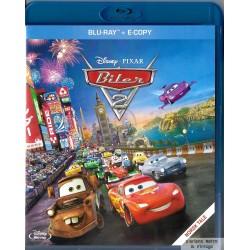 Biler 2 - Blu-ray