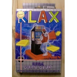 Game Gear: Klax