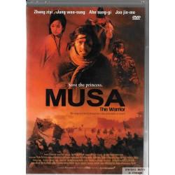 Musa - The Warrior - DVD
