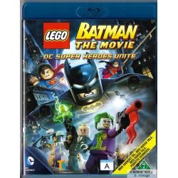 Lego Batman: The Movie – DC Super Heroes Unite - Blu-ray
