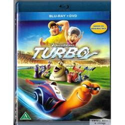 Turbo - Blu-ray + DVD