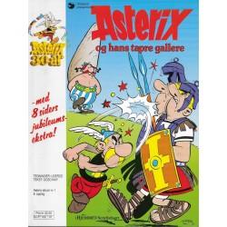 Asterix - Nr. 1 - Asterix og hans tapre gallere - Med 8 siders jubileums-ekstra!