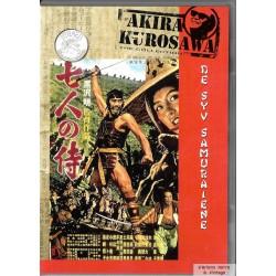 Akira Kurosawa - The Collection - De syv samuraiene - DVD