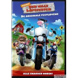 Nickelodeon - Den ville låvefesten - De originale festløvene - DVD