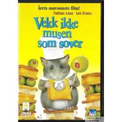 Vekk ikke musen som sover - DVD