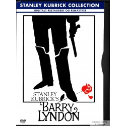 Stanley Kubrick Collection - Barry Lydon - DVD