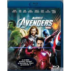 Marvel's The Avengers - Blu-ray