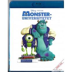 Monsteruniversitetet - Blu-ray