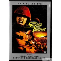 Starship Troopers - Special Edition - DVD