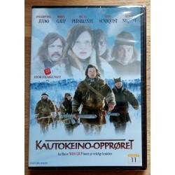 Kautokeino-opprøret - DVD