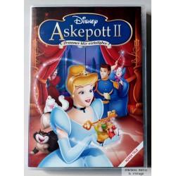 Askepott II - Drømmer blir virkelighet - DVD