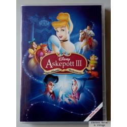 Askepott III - Den Magiske Tryllestaven - DVD