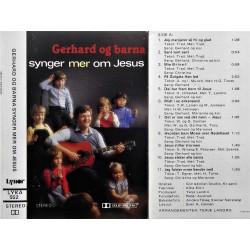 Gerhard og barna synger mer om Jesus