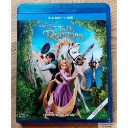 Walt Disney Klassikere - To på rømmen - Blu-ray + DVD
