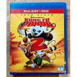 Kung Fu Panda 2 - Blu-ray + DVD
