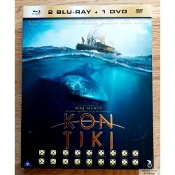 Kon-Tiki - Blu-ray + DVD