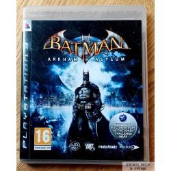 Playstation 3: Batman - Arkham Asylum (WB Games)