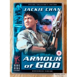 Armour of God - Special Collector's Edition - DVD