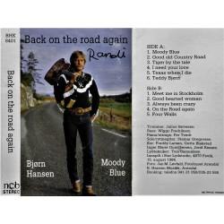 Bjørn Hansen- Back on the road again