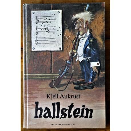Kjell Aukrust- Hallstein (1. utgave)