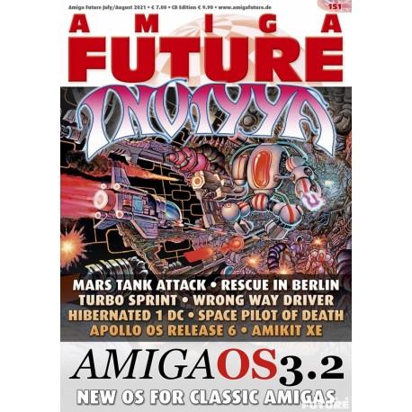 Amiga Future: July/August 2021 - Nr. 151