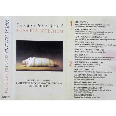 Sondre Bratland- Rosa frå Betlehem