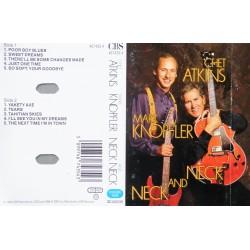 Chet Atkins- Mark Knopfler- Neck and Neck