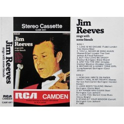 Jim Reeves- Sings with some friends