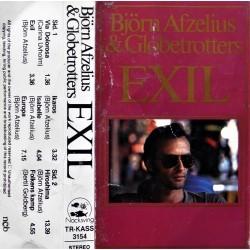 Bjørn Afzelius & Globetrotters- Exil