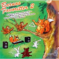 Barnas favoritter 2 (CD)