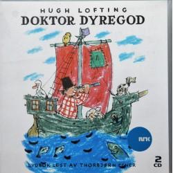 Doktor Dyregod- Lydbok lest av Thorbjørn Egner