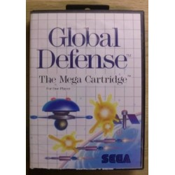 SEGA Master System: Global Defense