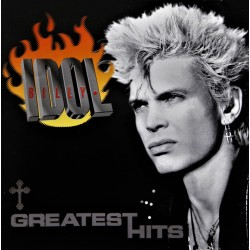 Billy Idol- Greatest Hits (CD)