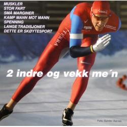 2 indre og vekk me'n (CD)