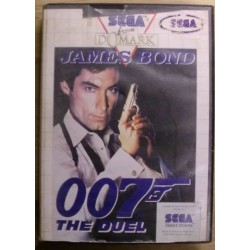 SEGA Master System: James Bond 007 - The Duel