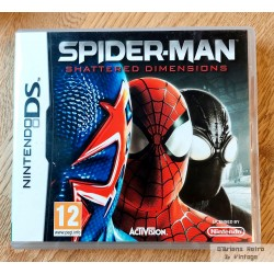 Nintendo DS: Spider-Man - Shattered Dimensions (Activision)