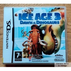 Nintendo DS: Ice Age 3 - Dawn of the Dinosaurs (Activision)