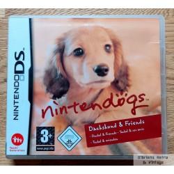 Nintendo DS: Nintendogs - Dachshund & Friends