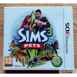 Nintendo 3DS: The Sims 3 - Pets (EA Games)
