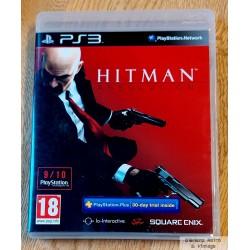 Playstation 3: Hitman Absolution (Square Enix)