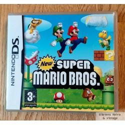 Nintendo DS: New Super Mario Bros.