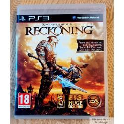 Playstation 3: Kingdoms of Amalur (EA Games)