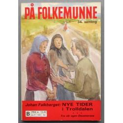 På Folkemunne- 34 samling- Johan Falkberget
