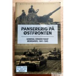 Panserkrig på Østfronten - General Erhard Raus' memoarer - 1941-1945