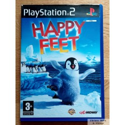Happy Feet (Midway) - Playstation 2
