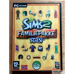 The Sims 2 - Familiepakke - Stæsj (EA Games) - PC