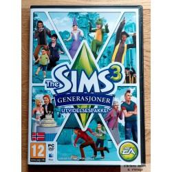 The Sims 3 - Generasjoner - Utvidelsespakke (EA Games) - PC