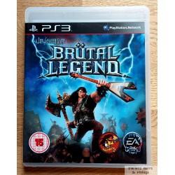 Playstation 3: Brutal Legend (EA Games)
