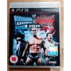 Playstation 3: SmackDown vs Raw 2011 (THQ)