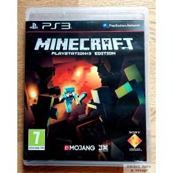 Playstation 3: Minecraft - Playstation 3 Edition (Mojang)